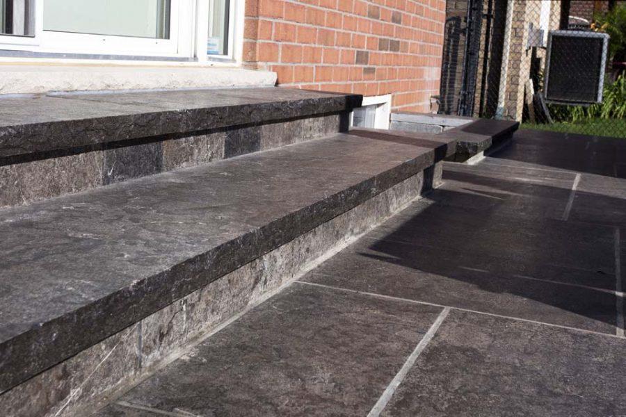 Front Walkways & Steps