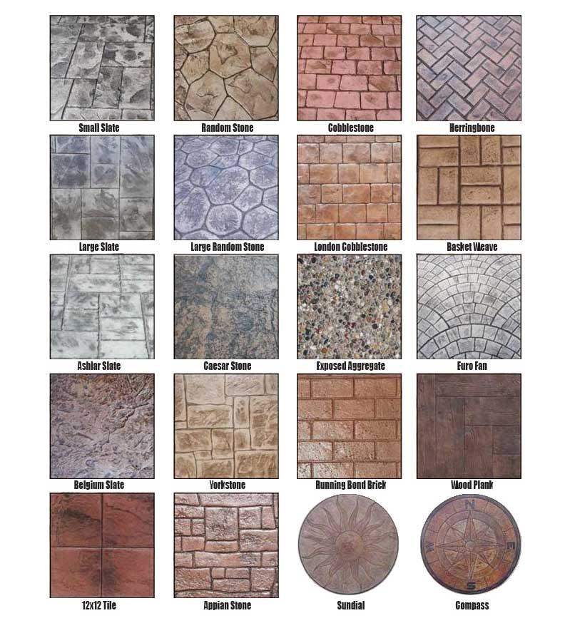 Decorative Concrete Options